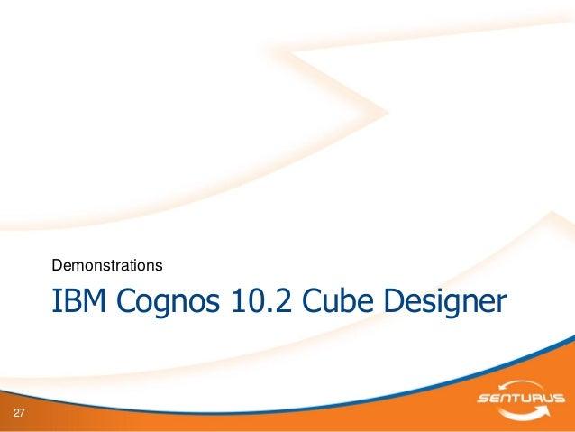Cognos Cube Designer Download