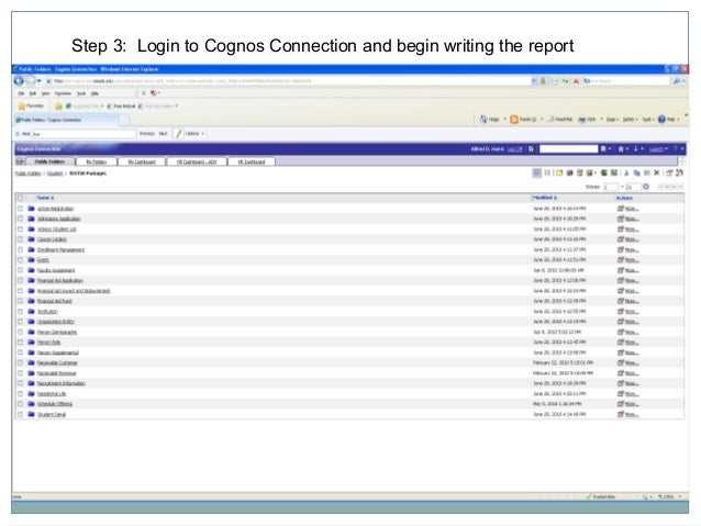 cognos report developmenttipsandtricksquontra solutions