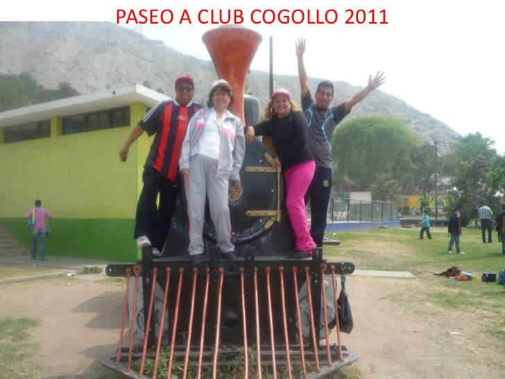 PASEO A CLUB COGOLLO 2011