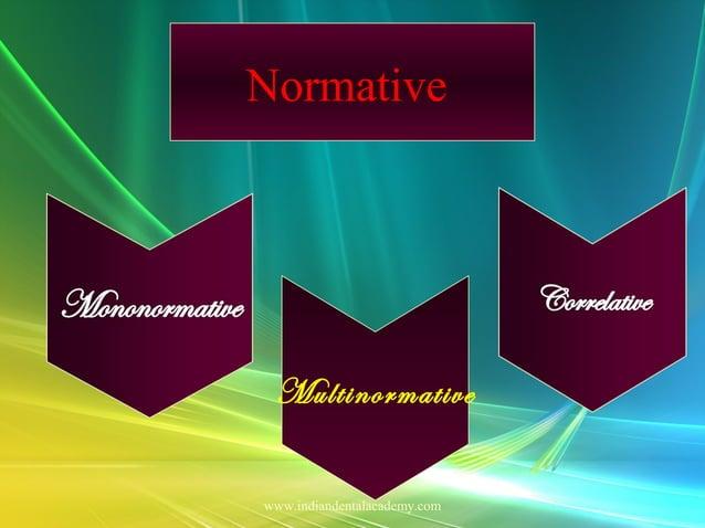 Cephalometric basics and errors Normative Multinormative www.indiandentalacademy.com