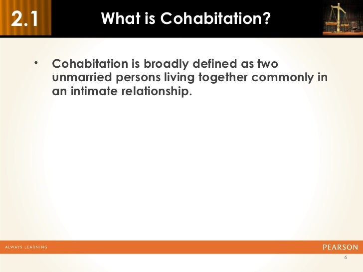 Cohabitation and premarital agreements 6 platinumwayz