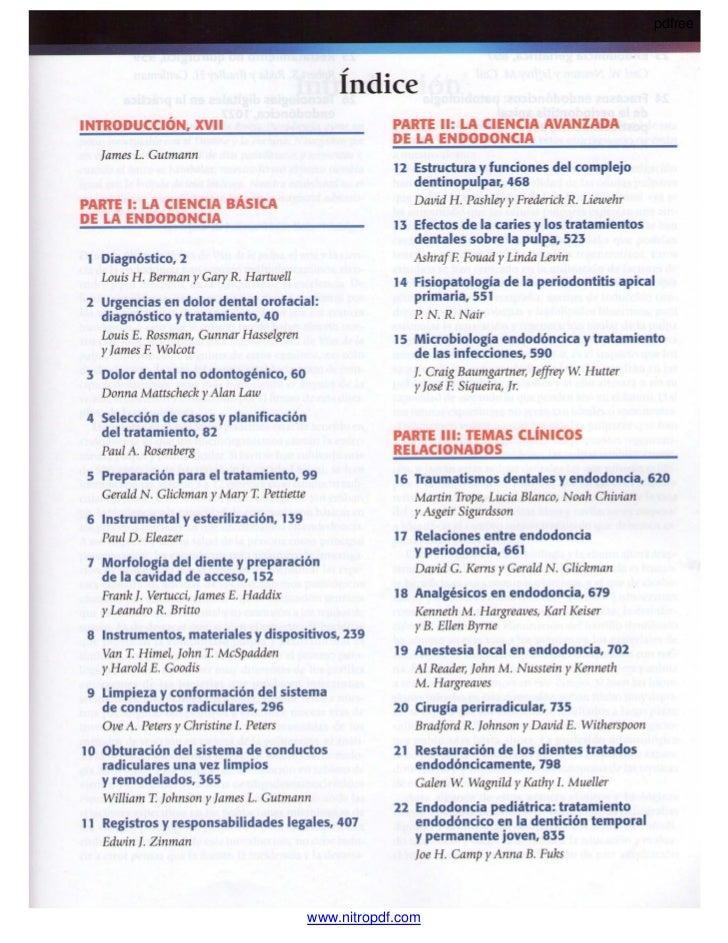 Livro de endodontia Slide 3