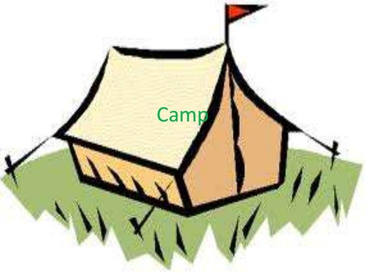 Camp<br />