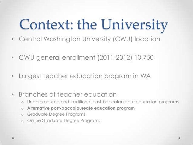 A Hybrid Model to Teacher Certification - Hollar