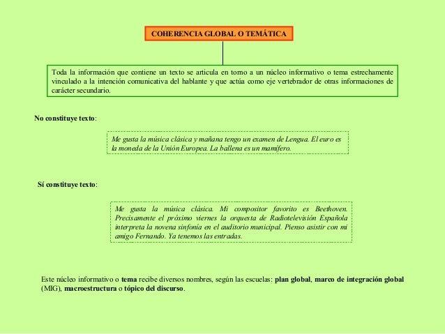 Coherencia Y CohesióN Textuales Slide 3