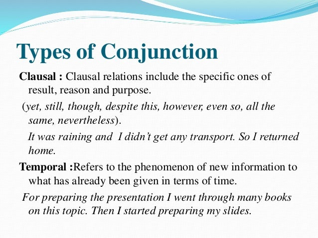 Cohesion presentation