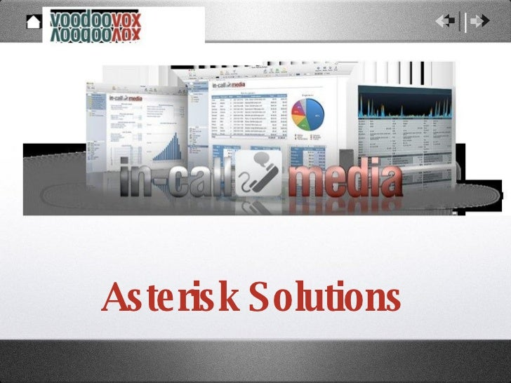 Asterisk Solutions