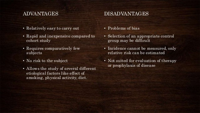 advantages and disadvantages of group study