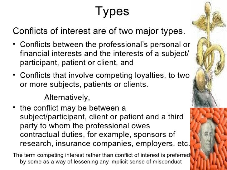 a conflict of interest Read bechtel's requirements for disclosing potential conflicts of interest and the process for obtaining a conflict of interest review.