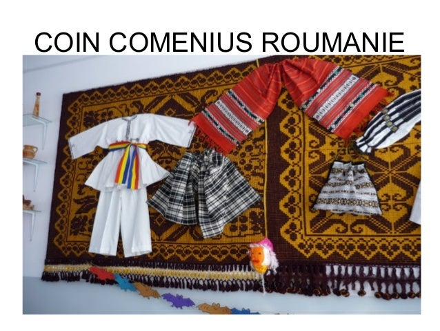 COIN COMENIUS ROUMANIE