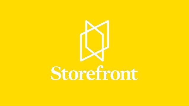 COINVENT: MARKETPLACES Tristan Pollock Storefront thestorefront.com