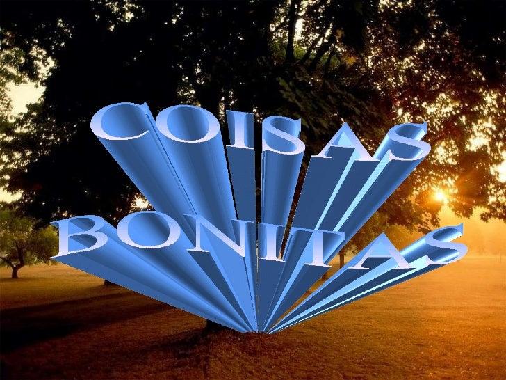COISAS BONITAS