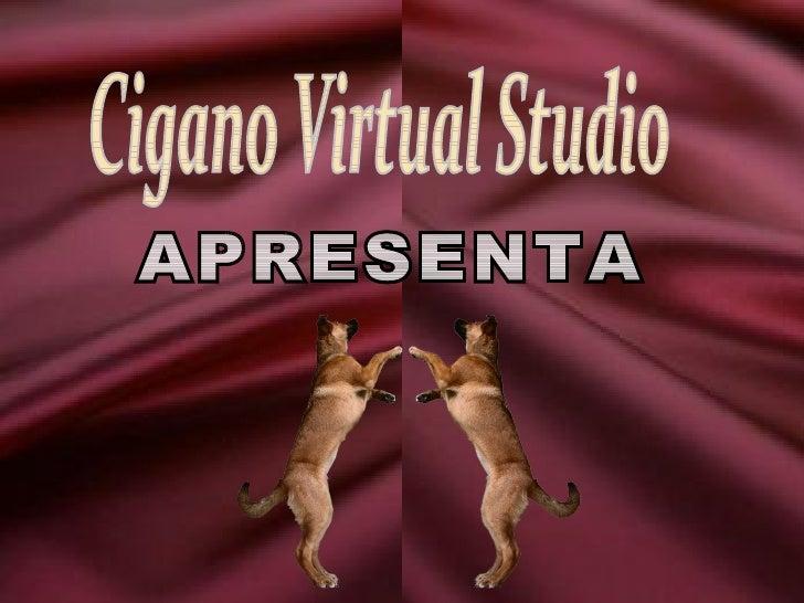 DURANTE TODA MINHA VIDA  AS COISAS QUE NÃO APRENDI Cigano Virtual Studio APRESENTA
