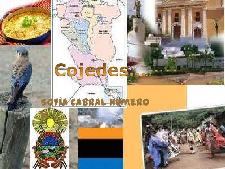 Sofia Cabral numero 8<br />Cojedes…<br />Sofía Cabral numero 8<br />