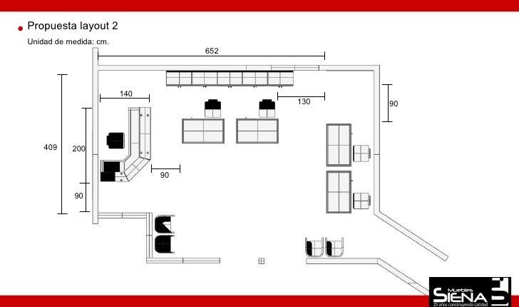 Dise o mueble oficina 1 for Medidas de muebles para oficina