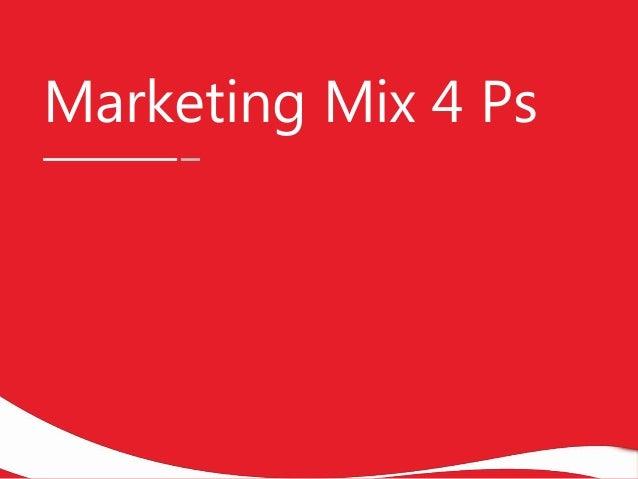 sprite marketing mix