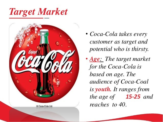 how the coca cola company markets Pepsi-cola surpassed diet coke to become the second-biggest soda brand in the us, coca-cola's biggest market, beverage digest reported last month diet coke had been the second-biggest soda brand by volume in the us since 2010, but pepsi's shift back to no2 provided evidence of america's growing dislike for diet sodas — and that is at a.
