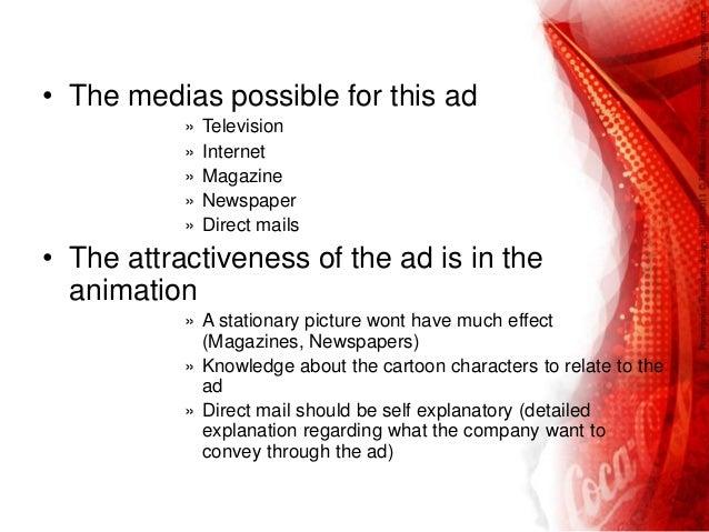 coca cola advertising strategy pdf
