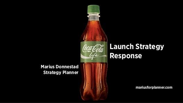 Marius Donnestad Strategy Planner Launch Strategy Response mariusforplanner.com