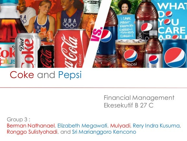 case study coke vs pepsi Coca-cola vs pepsi this case study coca-cola vs pepsi and other 64,000  after a detailed look into pepsi and coke's tactics for managing and successfully.