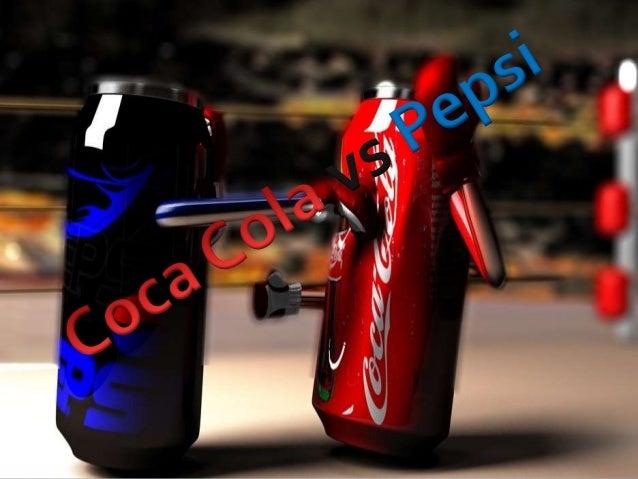 Cola Wars Continue: Coke and Pepsi in 2010