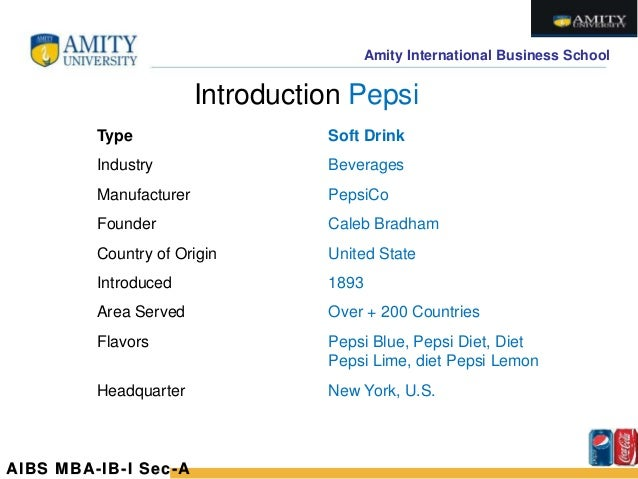 """an analysis of the market wars between the coca cola and pepsi Fine bracer before a race"""" caleb promoted pepsi sales with the slogan, """"drink pepsi- cola it will satisfy you"""" the outbreak of world war i changed the the pepsi challenge campaign simply made that reality into advertising, with filmed taste tests between pepsi and coke the campaign made marketing history, and."""