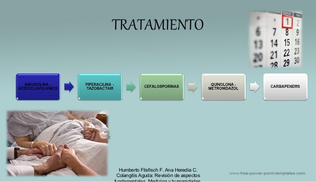 TRATAMIENTO Humberto Flisfisch F. Ana Heredia C. Colangitis Aguda: Revisión de aspectos