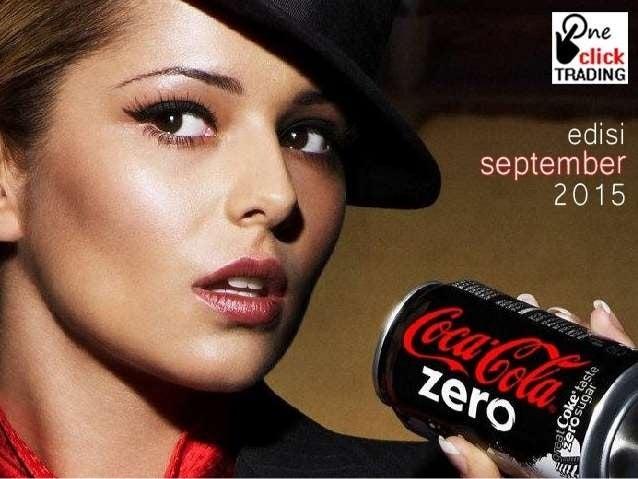 Segarnya Dividend Coca Cola