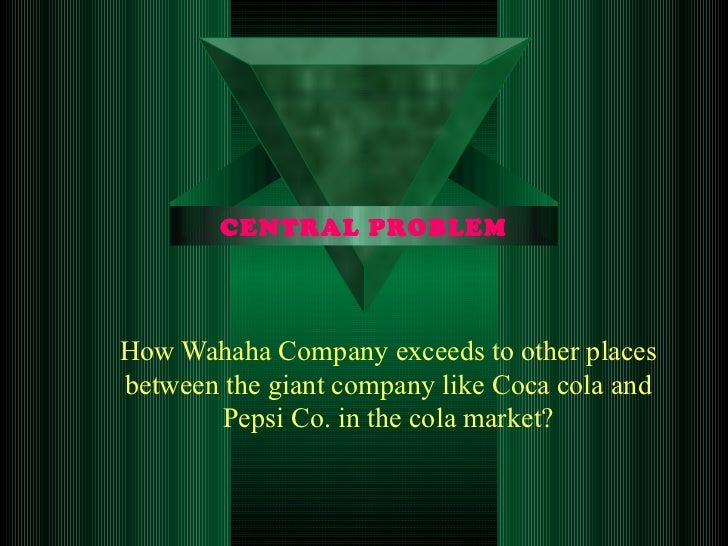 cola war The 'cola wars continue: coke and pepsi in 2010' case examines the industry structure and competitive strategy of coca-cola and pepsi over 100 years of rivalry the most intense battles of the cola wars were fought over the $74 billion csd industry in the united states, where the average american.
