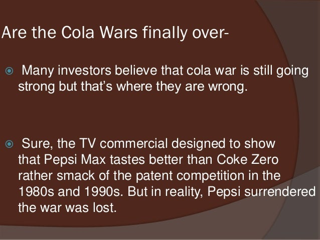 What Is Better Coke Or Pepsi Why Quora