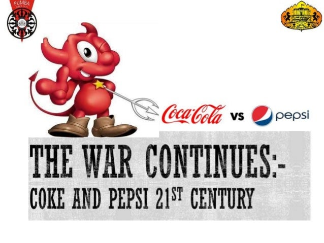 the cola war continues Cola- wars continue case solution,cola- wars continue case analysis, cola- wars continue case study solution, cola- wars continue case solution introduction coca-cola company and pepsico are two industry leaders in the carbonated soft drink industry.
