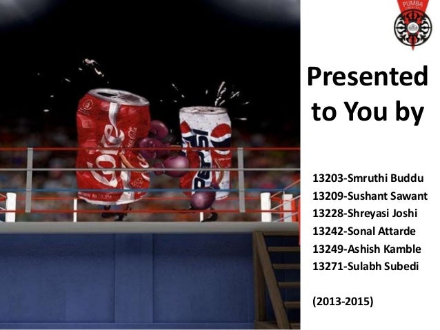 cola wars continue coke and pepsi in the 21st century Cola wars continue : coke & pepsi in the 21st century strategic analysis by sumithakur09 in types brochures, war, y strategic.