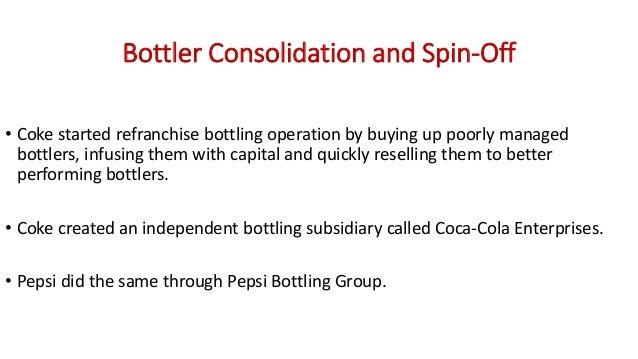 Cola Wars - Coke Vs Pepsi Harvard Business School Case Study
