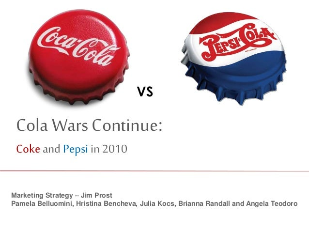 COLA- WARS CONTINUE Harvard Case Solution & Analysis