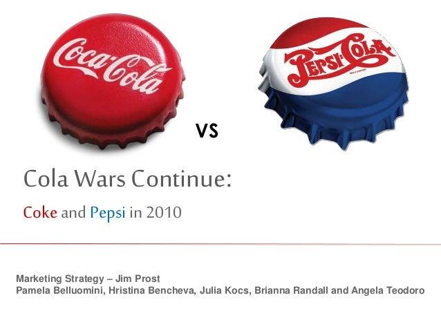 A brief history of the Coke vs. Pepsi wars