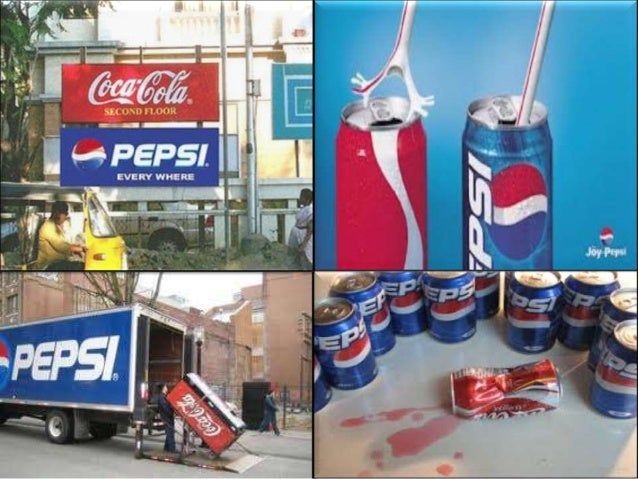 coke vs pepsi war