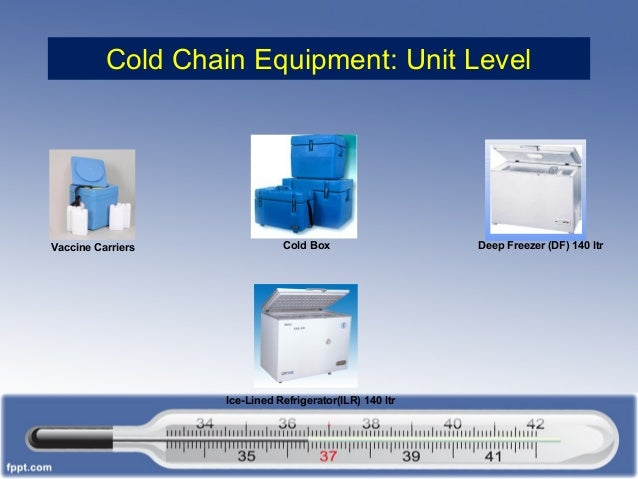 Cold Chain System For Vaccines