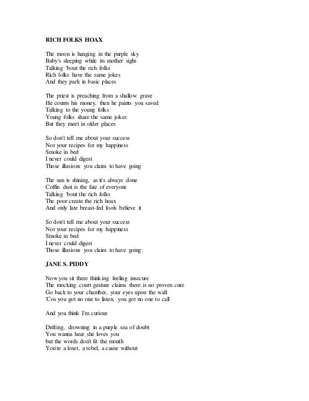 Lyric illusions lyrics : Cold fact%2c lyrics