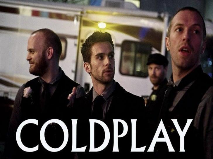 Coldplay Slide 1