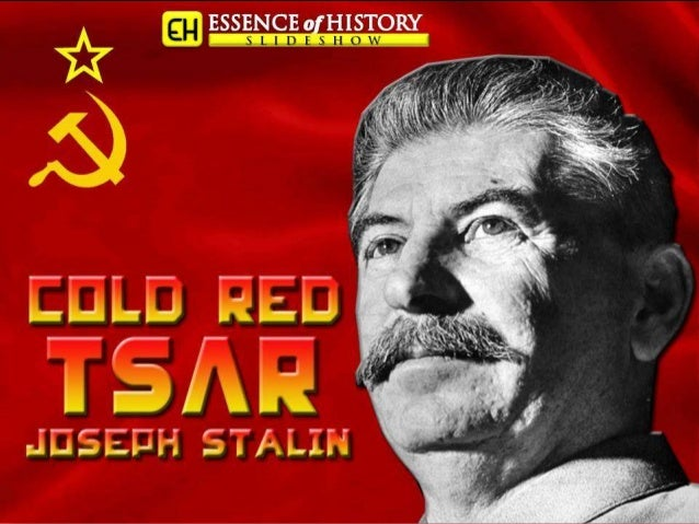 About Joseph Stalin Joseph Stalin (18 December 1878 – 5 March 1953), born Ioseb Besarionis Dze Jugashvili, was dictator of...