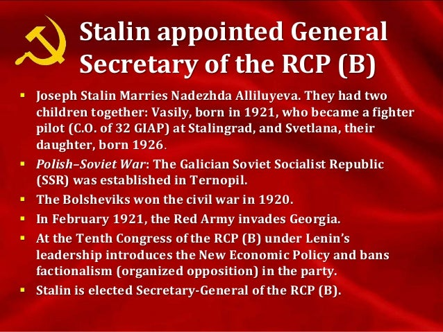 The Creation of the USSR the Union of Soviet Socialist Republics The Russian SFSR was established on November 7, 1917 (Oct...