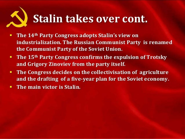 Stalin's Second Wife Dies After a public spat with Stalin at a party dinner, Nadezhda Alliluyeva was found dead in her bed...