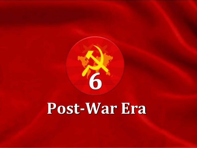 The Cold War – The Iron Curtain  Following the end the Second World War, Stalin gradually cut off almost all contact betw...