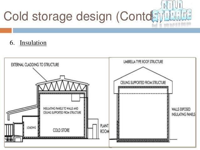 Cold storage design (Contd..) 6. Insulation; 17. Insulating materials Polyisocyanurate ...  sc 1 st  SlideShare & Cold storage ppt pragati