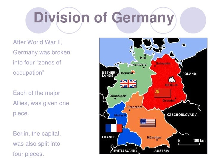 german division in cold war