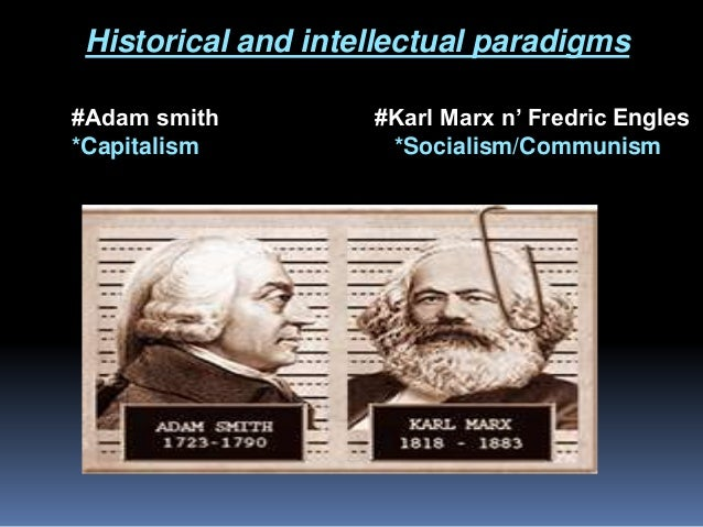 a comparison between the philosophies of adam smith and karl marx The big three in economics has 417 ratings and 68 reviews  adam smith, karl marx,  and free market philosophies.