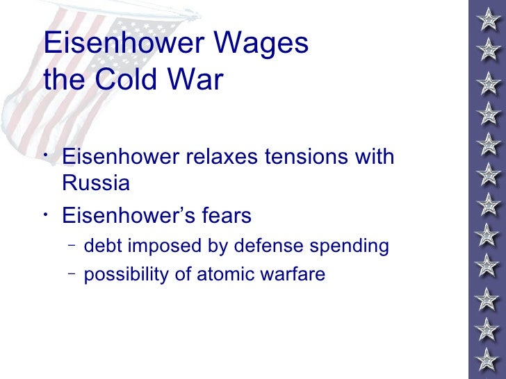 cold war eisenhower The gaither committee, eisenhower, and the cold war david l snead 12/1/ 1998 242 pp 6x9 $2495 paper 978-0-8142-5005-1 add paper to shopping cart.