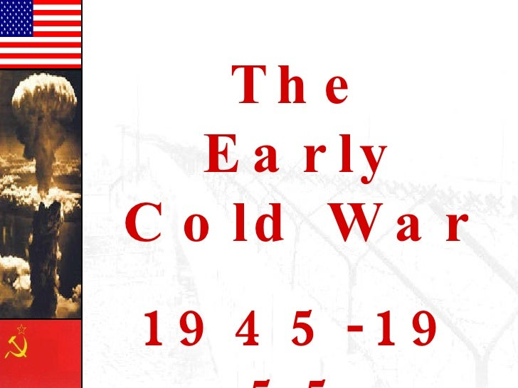 an introduction to the cold war Share my lesson provides free the cold war lesson plans and teacher resources find creative ways to get students excited about learning.