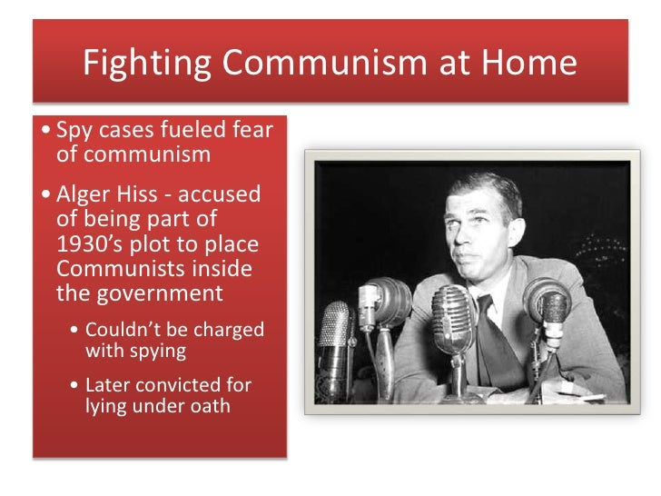 was the fear of communism justified The endless fear of terrorism by john tierney  which is why fear of nazism evaporated rather rapidly after wwii and fear of communism vanished after .