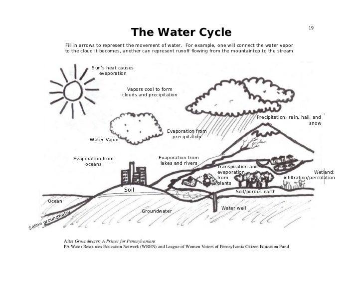 Watershed Worksheets – Watershed Worksheet